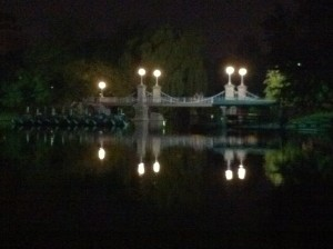Boston Common Bridge, iPhone4