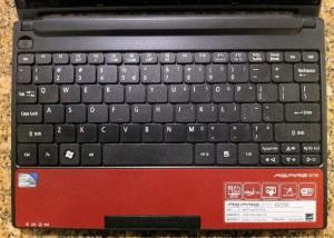 AOD255e Keyboard